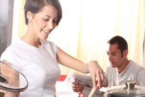 Ilustración de Cómo mejorar la convivencia en pareja