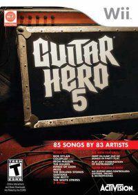 Trucos para Guitar Hero 5 - Trucos Wii