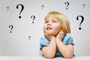 Ilustración de Cómo actuar ante la curiosidad de nuestros hijos