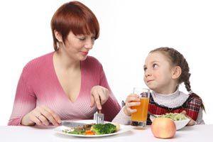 Cómo hacer que los niños coman verduras