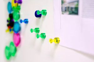 Cómo tener un decorado magnético en tu hogar