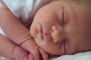 Ilustración de Cómo cuidar el descanso de tu bebe