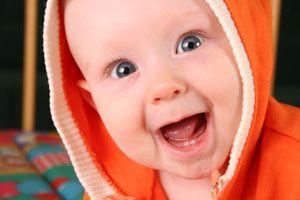 Ilustración de Cómo cuidar los dientes de tu bebe
