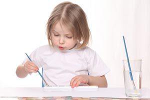 Ilustración de Cómo estimular la creatividad de un niño