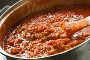Ilustración de Cómo preparar Salsa Bolognesa