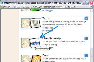 Ilustración de Cómo agregar un código HTML a blogger