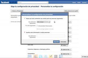 Ilustración de Como elegir quién puede ver tus videos o fotos en Facebook