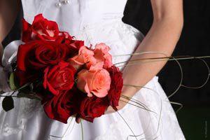 Ilustración de Cómo escoger un vestido de novia