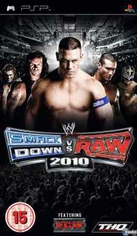 Ilustración de Trucos para WWE SmackDown vs. RAW 2010 - Trucos PSP