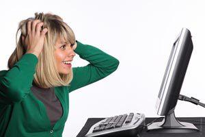 Ilustración de C&oacutemo evitar los enga&ntildeos y peligros en Internet