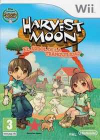 Ilustración de Trucos para Harvest Moon: El árbol de la Tranquilidad - Trucos Wii