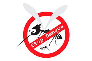 Ilustración de Cómo evitar la Reproducción del Mosquito del Dengue
