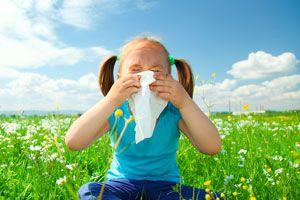 Ilustración de Cómo evitar las alergias en primavera