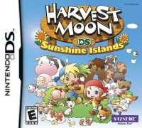 Ilustración de Trucos para Harvest Moon: Sunshine Islands - Trucos DS
