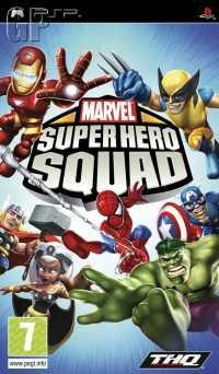 Ilustración de Trucos para Marvel Super Hero Squad - Trucos PSP