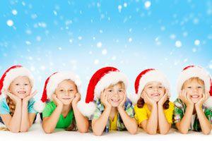 Ilustración de Cómo entretener a los más chicos en Navidad