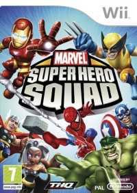 Ilustración de Trucos para Marvel Super Hero Squad - Trucos Wii