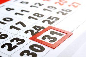 Ilustración de Cómo preparar la agenda para el 24 y el 31