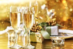 Ilustración de Cómo decorar en Año Nuevo para atraer la fortuna, la salud y el bienestar