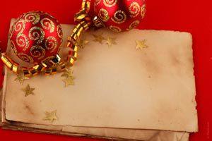 Ilustración de Cómo hacer tarjetas navideñas originales con los niños