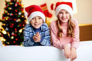 Ilustración de Cómo crear la ilusión de Papá Noel para los niños