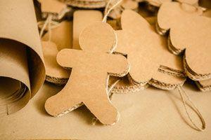 Adornos Tridimensionales Para El Pino De Navidad - Adornos-originales-para-navidad
