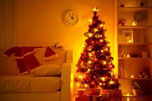 Ilustración de Cómo decorar el hogar con poco presupuesto para las fiestas