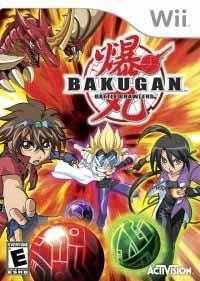 Ilustración de Trucos para Bakugan - Trucos Wii