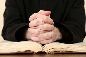 Ilustración de Cómo aprender a rezar