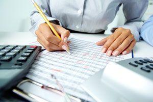 Ilustración de Cómo llevar la contabilidad de un negocio pequeño