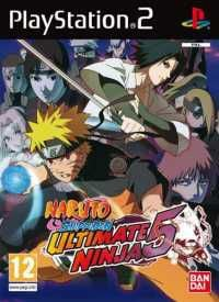Ilustración de Trucos para Naruto Ultimate Ninja 5 - Trucos PS2