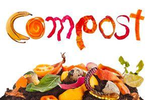 Ilustración de Cómo hacer un Recipiente para Compost (abono) Casero