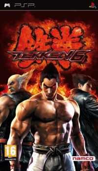 Ilustración de Trucos para Tekken 6 - Trucos PSP