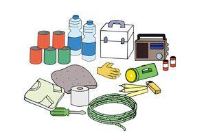 Ilustración de Cómo Prepararse para un Terremoto