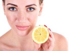 Ilustración de Cómo Utilizar el Limón para mejorar la Piel, Rostro y Cabello