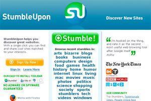 Ilustración de Cómo mejorar el Tráfico de tu Sitio con StumbleUpon