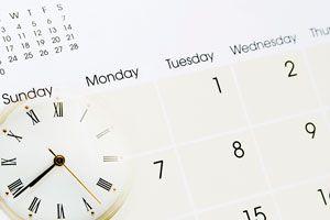 Ilustración de Cómo Organizar el Año Laboral y Escolar