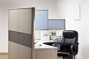 Ilustración de Cómo Decorar un Cubículo o pequeña Oficina
