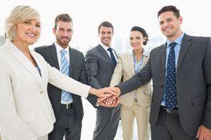 Ilustración de Cómo crear y mantener Relaciones Personales en el Trabajo