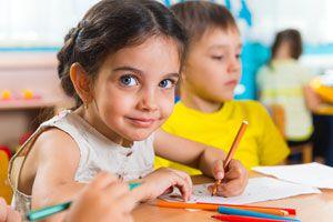 Ilustración de Cómo cuidar y ayudar a los Niños Diabéticos en la Escuela