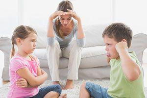 Ilustración de Cómo intervenir en los Juegos Infantiles cuando se originan Discusiones y Peleas