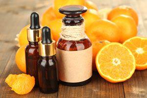 Ilustración de C&oacutemo preparar Tintura de Naranja Amarga