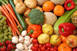 Ilustración de C&oacutemo conservar las Frutas y Verduras