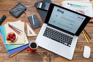 Ilustración de Cómo crear un Blog Efectivo