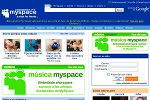Ilustración de Cómo crear una cuenta en MySpace