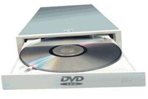 Ilustración de Cómo guardar los discos de forma segura