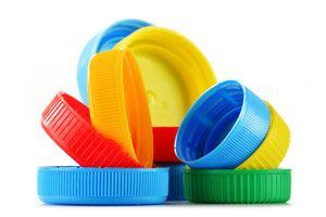 Ilustración de Cómo Reciclar las Tapas de Botellas Plásticas