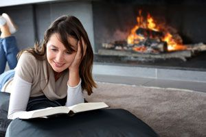 Ilustración de Cómo evitar accidentes con la calefacción