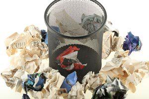 Ilustración de Cómo elegir el papel para hacer papel reciclado