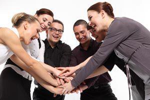 Ilustración de Cómo organizar un grupo de apoyo